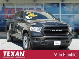 Pre-Owned 2019 Ram 1500 Big Horn/Lone Star Crew Cab Pickup in Humble ...