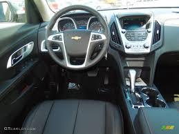 2013 Chevrolet Equinox LT Jet Black Dashboard Photo #69447679 ...