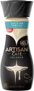 Classic coffee mate french vanilla coffee creamer is a harmonious blend of rich, smooth vanilla notes. Food 4 Less Coffee Mate Artisan Cafe Tahitian Vanilla Creamer 14 Fl Oz