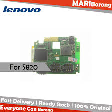 Lenovo S820 Main Board Original ...
