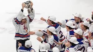 Canada barrel after world juniors gold