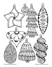 << click on this link to grab your own copy of this lovely christmas ornaments coloring sheet for kids >>. Christmas Bulbs For Coloring Christmas Ornament Coloring Page Coloring Pages Coloring Books