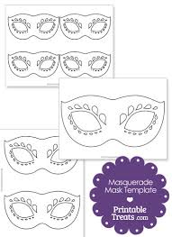 Giant Masquerade Mask Decoration Decorative Masquerade Mask Template Printable Treats 59