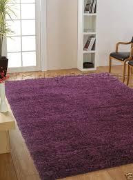 new x large thick plum purple gy modern rug 160x230 lotro large purple rug