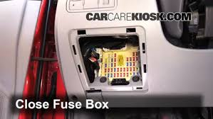 interior fuse box location 2012 2016 hyundai accent 2013 Hyudnai Sonata Fuse Box Intrnal interior fuse box location 2012 2016 hyundai accent 2013 hyundai accent gls 1 6l 4 cyl