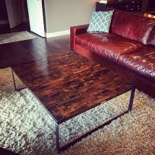 Living Room Furniture Indianapolis Images About Antique Tractor Hood Tables On Pinterest A Table Made