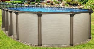 18 x33 x54 melenia oval pool