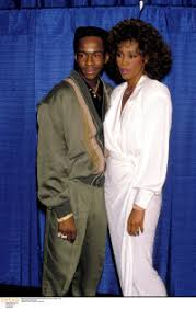 bobby brown and whitney young. Whitney Houston And Bobby Brown Photographed In New York City 1990 With Young