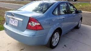 2006 Ford Focus LS Ghia Blue 4 Speed Sports Automatic Sedan - YouTube