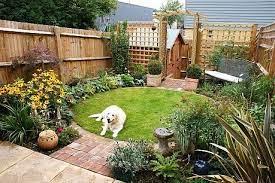 small garden design ideas on a budget