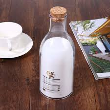 milk bottle message diy light usb rechargeable bedroom night sleeping lamp
