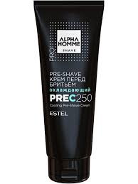 <b>Крем ALPHA</b> HOMME PRO SHAVE <b>перед бритьем</b> pre-shave ...