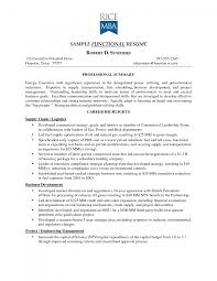Chronological Functional Resume Templates Template For Career Change