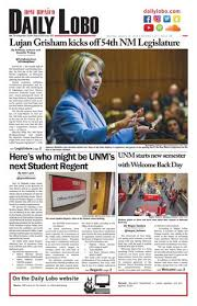 Daily Lobo 05/07/18 by UNM Student Publications - issuu
