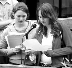 Annalise Blum <br>and <br>Katharine Kendrick: <p> 2005 NetAid ...