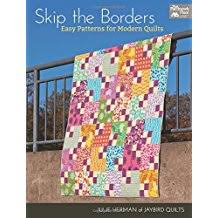 Amazon.com: Julie Herman: Books, Biography, Blog, Audiobooks, Kindle & Skip the Borders: Easy Patterns for Modern Quilts Adamdwight.com