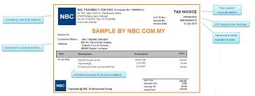Tax Invoice Examples What Is Tax Invoice How To Issue Tax Invoice Goods