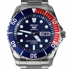 seiko 5 sports automatic diving watch snzf15 snzf15k1 seiko 5 snzf15k1 sports mens diving watch