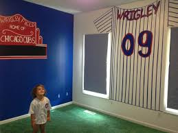 wrigley s chicago cubs room cubs room
