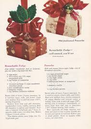 better homes and gardens holiday cook book from 1959 vintage recipes for candy