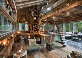 scott newkirk rough wood cabin woodland retreat yulan new york small
