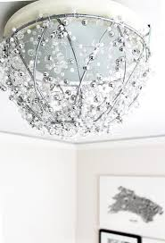 12 diy light fixtures for your home lighting chandelier crystal ceiling fans with remote lights lamp