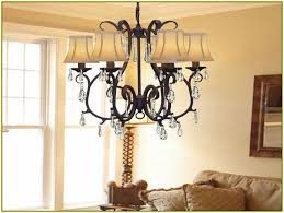 chandeliers with lamp shades french country chandelier home design ideas 19