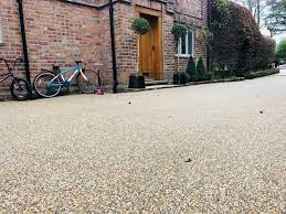 can i make my front garden a driveway