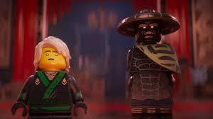 Plastic Less-Than-Fantastic: 'The LEGO Ninjago Movie' : NPR
