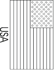 First American Flag Coloring Page Cloudberryladycom