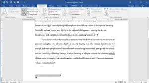 Microsoft Word 2016 Adding A Footnote
