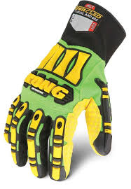 Ironclad Kong Cut Resistant Gloves Ansi Cut Level 4