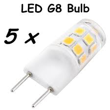 2018 whole g8 led light bulb 2w bi pin g8 base led crystal lamp replace 20w halogen g8 for chandelier crystal ceiling fan kitchen lighting from fansu