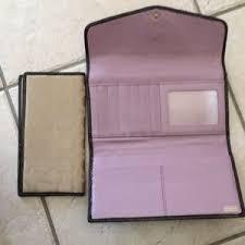 Coach Bags - Coach Madison Op Art checkbook wallet