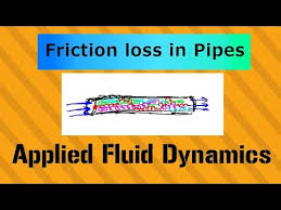 Hazen Williams Equation For Friction Loss Applied Fluid