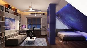 ... Modern Teen Bedrooms Modern Desk Ideas Bedroom Furniture And Room Decor  ...