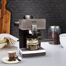 Coffee ecmp50 is one of the most affordable espresso machines on the market. Coffee 4 Cup Steam Espresso System With Milk Frother Mr Mr Coffe Coffee Tea Espresso Makers