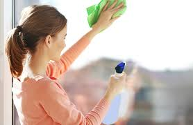 cleaning windows is one of the most stressful cleaning tasks and certainly the one we would prefer to postpone cleaning windows is not a daily activity