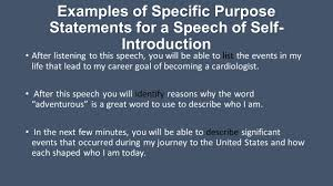 steps to speech preparation an overview based upon a pocket guide 10 examples