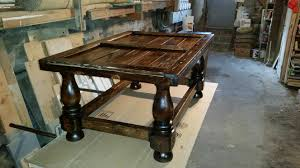 ... Coffee Table, Surprising Teak Rectangle Vintage Pallet Wood Coffee Table  Ideas To Fill Living Room ...