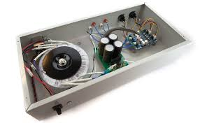 build your own professional grade audio amp on the sort of