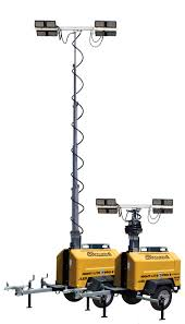 Truck Mounted Led Light Tower Diffused Light And Led Lamps Lead Light Tower Trends