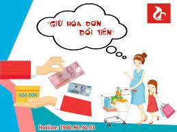 Chương trình khuyến mại Đổi hóa đơn lấy tiền - Mẹ và Bé Sao Đỏ