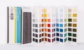 Earthborn Colour Card Eco Pro Paint Paper