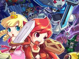 the best friendship destroying game ever dokapon kingdom wii ps  anime