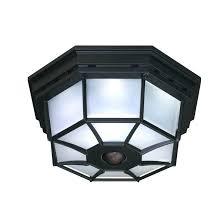 wireless lighting fixtures. Close To Ceiling Light Fixtures Wireless Lighting Led Security Lights Motion Sensor Porch Detector S