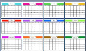 Online Free Calendar Planner Wedding Planner Calendar Printable Wedding Planning Calendar