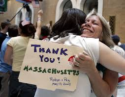 Gay marriages in massachusetts