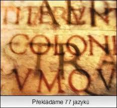 Překladatel Latiny Od 240 Kč