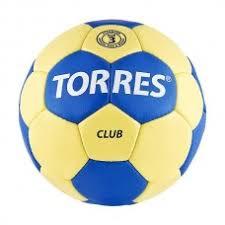 <b>Мяч гандбольный Torres Club</b> арт.H30043 р.3